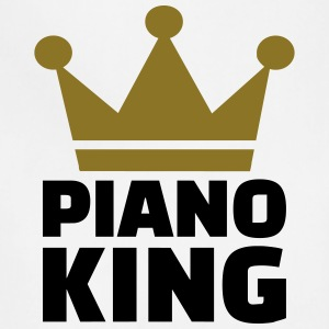 Piano King T-Shirts - Adjustable Apron