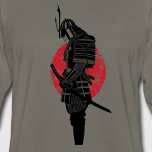 Samurai Pose T-Shirts - Men's Premium Long Sleeve T-Shirt