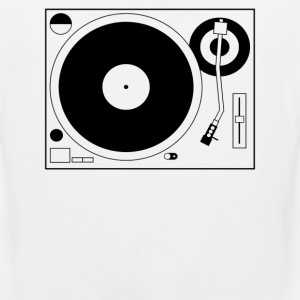 Turntable Tee - Men's Premium Tank
