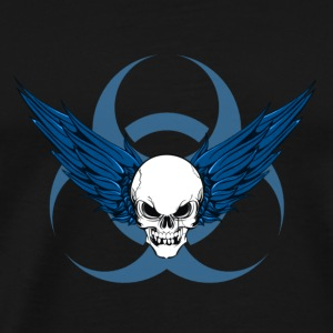 Blue toxic - Men's Premium T-Shirt