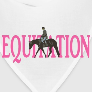Equitation Women's T-Shirts - Bandana