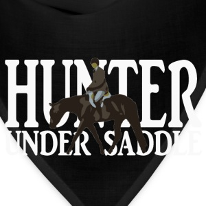 Hunter Under Saddle Women's T-Shirts - Bandana