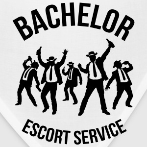 Bachelor Escort Service (Stag Party) T-Shirts - Bandana