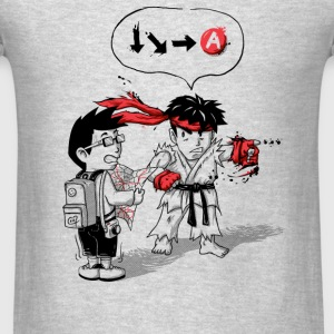 Hadoken? Tanks - Men's T-Shirt