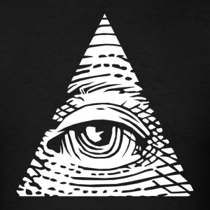 Eye of Providence Long Sleeve Shirts - Men's T-Shirt