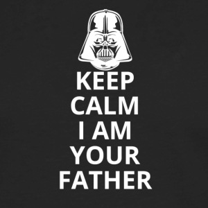 Star Wars Fathers Day Shirt - Men's Premium Long Sleeve T-Shirt