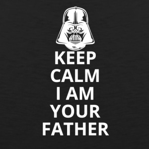 Star Wars Fathers Day Shirt - Men's Premium Tank