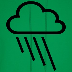 rain and cloud T-Shirts - Men's Hoodie