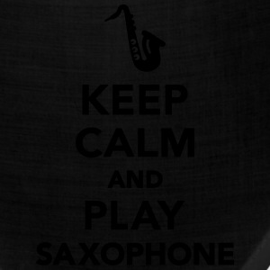 Keep calm and Play Saxophone T-Shirts - Bandana