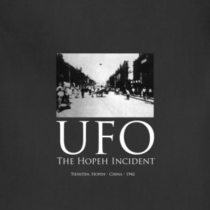 UFO The Hopeh incident China - Adjustable Apron