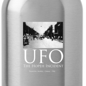 UFO The Hopeh incident China - Water Bottle
