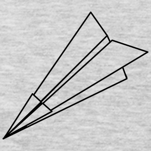 Toy Paper Plane - Men's Premium Long Sleeve T-Shirt