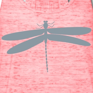 Dragonfly - Women's Flowy Tank Top by Bella