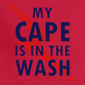 My cape is in the wash - Adjustable Apron