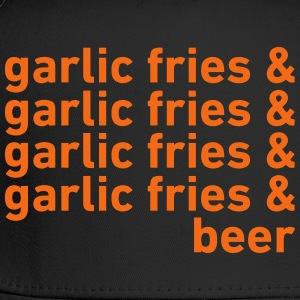 Garlic Fries & Beer (SF Giants) T-Shirts - Trucker Cap