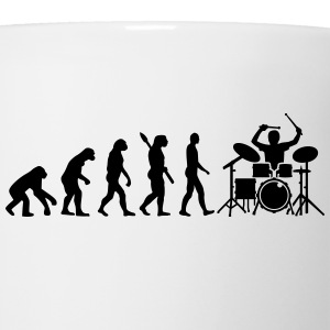Evolution Drums Kids' Shirts - Coffee/Tea Mug