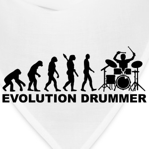 Evolution Drummer Kids' Shirts - Bandana