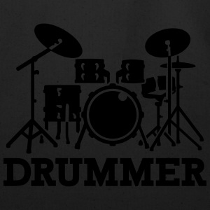 Drummer T-Shirts - Eco-Friendly Cotton Tote