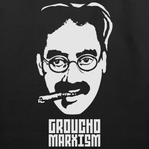Groucho Marxism T-Shirts - Eco-Friendly Cotton Tote