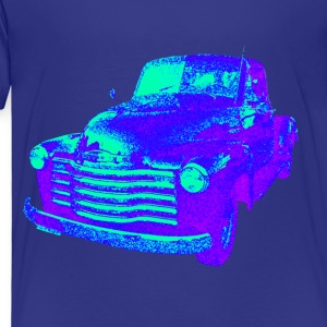 Truck_blue - Toddler Premium T-Shirt