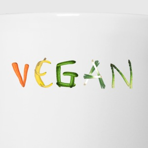 ( I love ) Vegan  Tanks - Coffee/Tea Mug