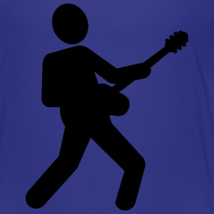 Guitar Kids' Shirts - Toddler Premium T-Shirt