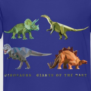 dinosaurier_06201401 Kids' Shirts - Toddler Premium T-Shirt