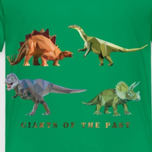 dinosaurier_06201402 Kids' Shirts - Toddler Premium T-Shirt