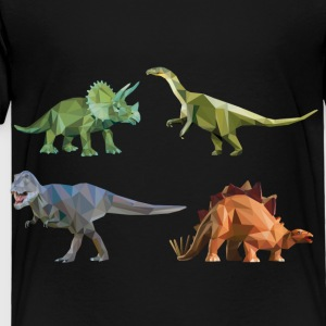 dinosaurier_06201403 Kids' Shirts - Toddler Premium T-Shirt