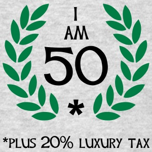 60 - 50 plus tax Tanks - Men's T-Shirt