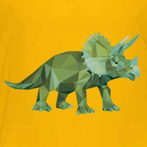 triceratops_06201401 Kids' Shirts - Toddler Premium T-Shirt