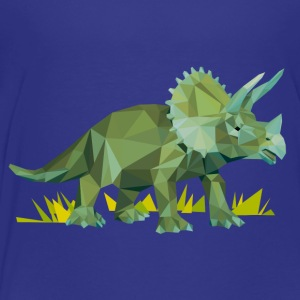 triceratops_06201402 Kids' Shirts - Toddler Premium T-Shirt