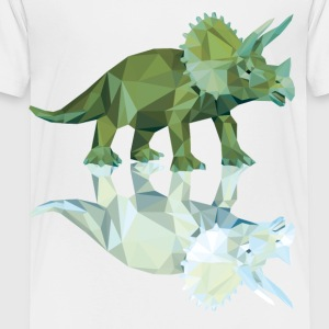 triceratops_06201403 Kids' Shirts - Toddler Premium T-Shirt