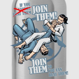 Join Them - Water Bottle