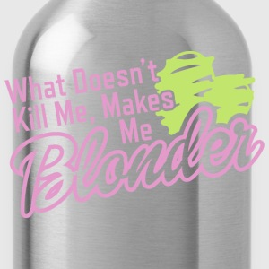 Blonde - Water Bottle