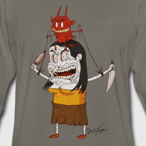 Puppet - Men's Premium Long Sleeve T-Shirt
