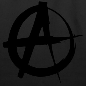 Anarchy hooded sweatshirt  - Eco-Friendly Cotton Tote