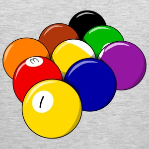 Nine Ball Rack - Men's Premium Tank