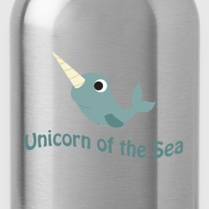 Unicorn of the Sea - Water Bottle
