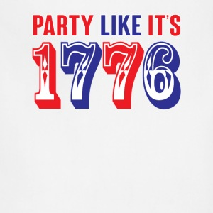 party like its 1776 Tanks - Adjustable Apron