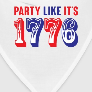 party like its 1776 Tanks - Bandana
