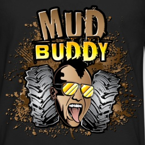 Mud Buddy Kids' Shirts - Men's Premium Long Sleeve T-Shirt