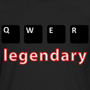Legendary Shirt - Men's Premium Long Sleeve T-Shirt