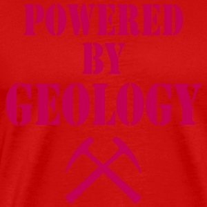 Geology Power - Men's Premium T-Shirt