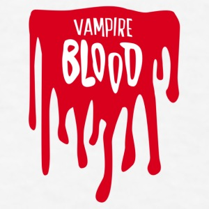 Vampire Blood Mug - Men's T-Shirt
