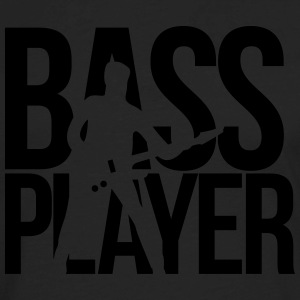 bassplayer T-Shirts - Men's Premium Long Sleeve T-Shirt