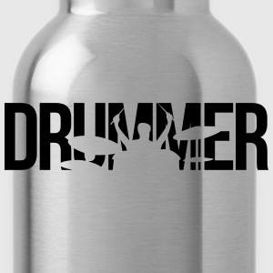 drummer T-Shirts - Water Bottle