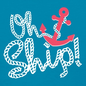 OH SHIP!  Cruise - Women's T-Shirt