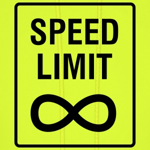 Speed Limit - Unendlich / Funny / Car Tuning T-Shirts - Men's Hoodie