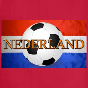 Netherlands (Nederland) Dutch Soccer Jersy Tshirt - Adjustable Apron